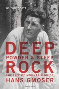 deep powder steep rock