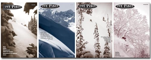 Off-Piste - The Backcountry Skier