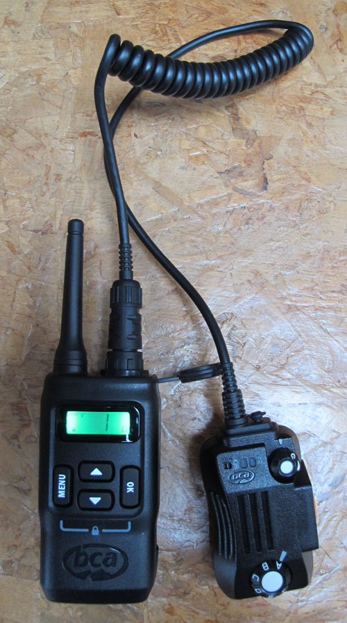 Backcountry Access BC Link FRS radio