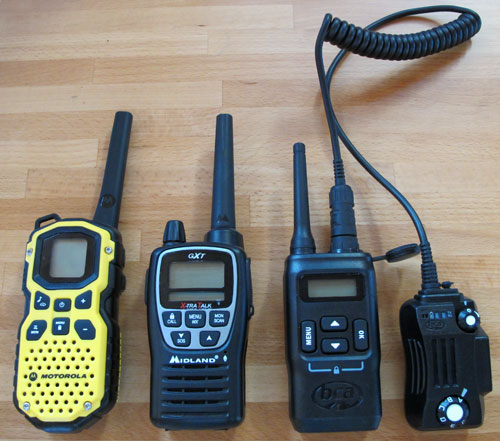 Backcountry Access BC Link FRS Radio Review by Off-Piste Mag