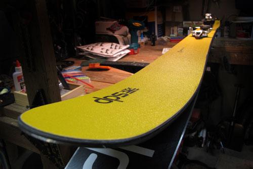 DPS Wailer 112 powder ski