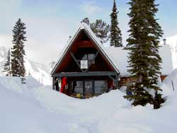 Fairy Meadows Hut