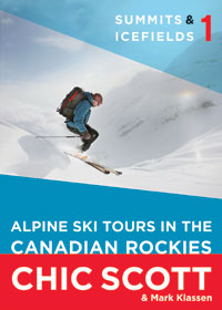 Backcountry ski guide - Summits and Icefields