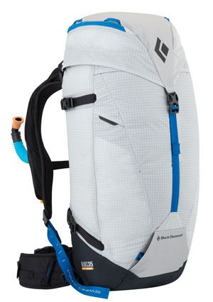 black diamond alias ski pack