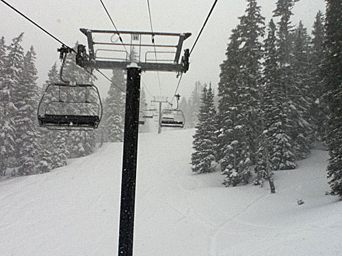 chairlift photo