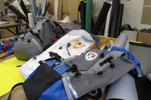 CiloGear Pack Factory visit