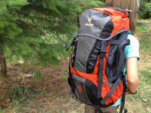Deuter Fox 30 backpack for kids