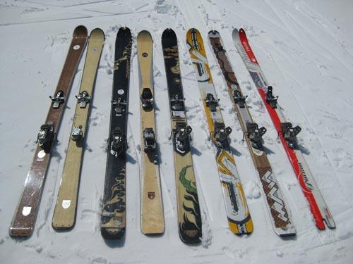 Light Ski line-up from Dynafit, Trab, K2