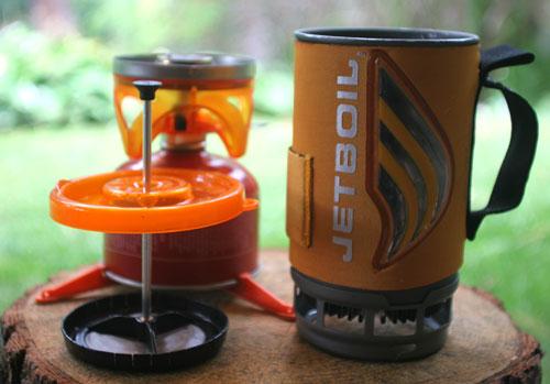 Jetboil Java Kit - backcountry coffee system