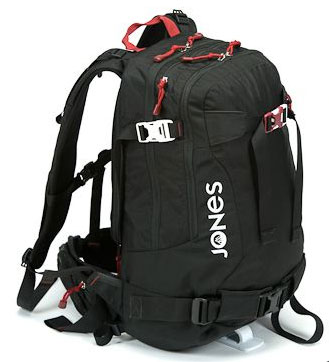 Jones 30L Ski touring pack