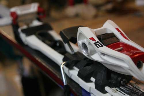 Marker Tour F12 Alpine Touring Binding