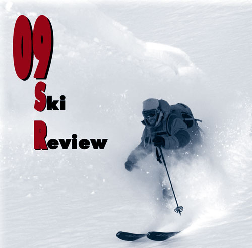 backcountry ski reviews - off-piste magazine 2009 ski reviews