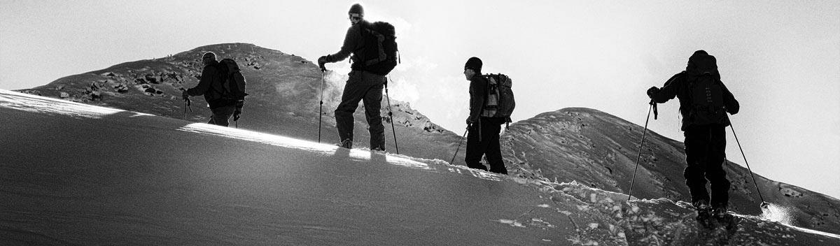 Avalanche Safety Communication