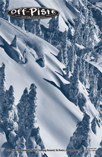 Off-Piste 54 - the backcountry skier's magazine