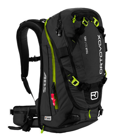 avalanche airbag pack reviews ortovox tour 32