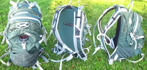 Osprey Raptor 14 mountain bike hydration pack