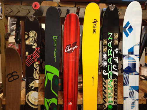 off-piste mag shop quiver