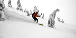 backcountry snowboard