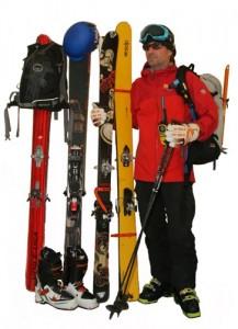 Backcountry skier personalities gearhead