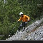 rock skiing