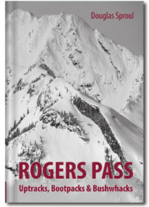 rogers pass guide book