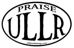 Praise Ullr Sticker