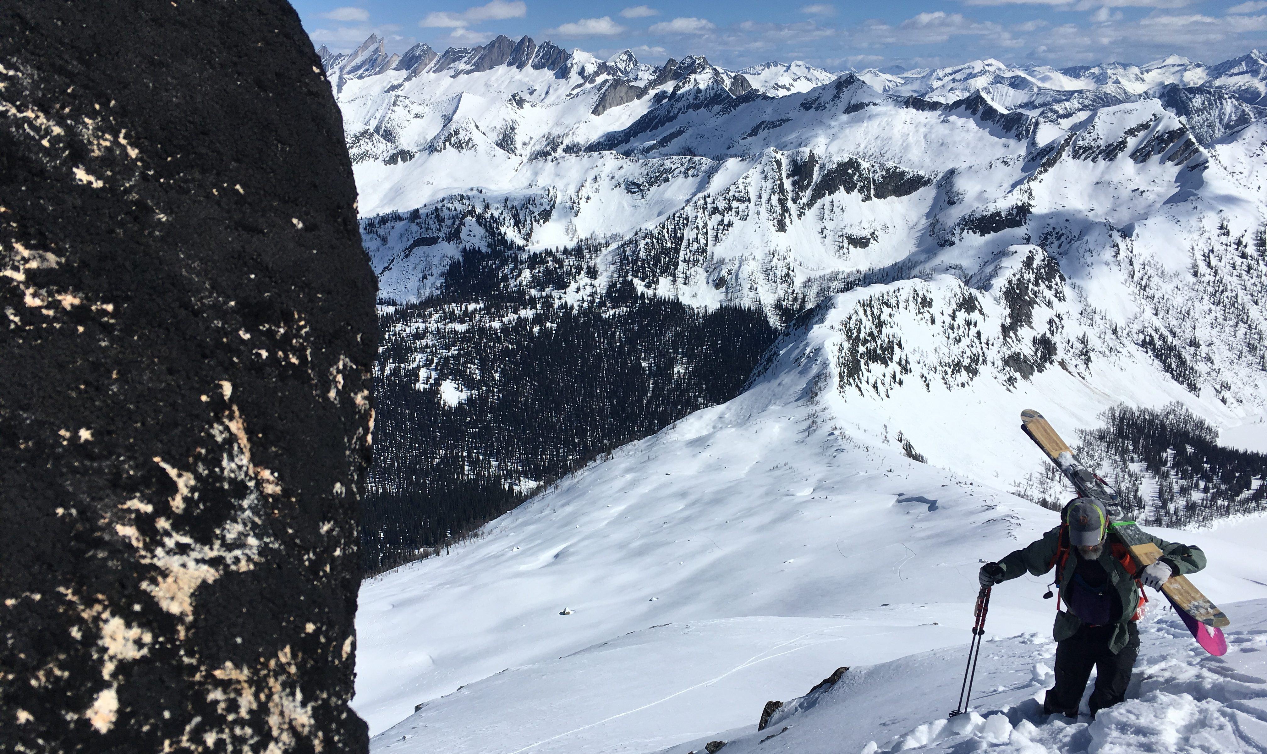 Spring Ski Mountaineering