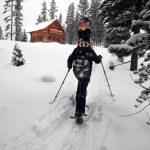 mountain approach backcountry snowboarding