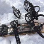 mountain approach skis