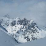burnie glacier chalet