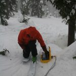 avalanche beacon testing