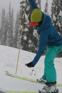 avalanche beacon testing