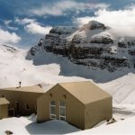 Bow Hut Alpine club of canada ski huts and lodges