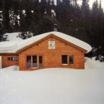 Alpine club of canada backcountry ski huts