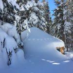 High Sierra Snowcat and Yurt backcountry lodge
