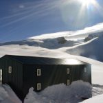 Peyto Hut Wapta traverse backcountry ski huts