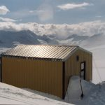scott duncan backcountry ski hut wapta traverse