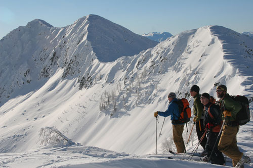 avalanche safety decision making