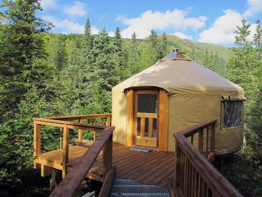 Backcountry Ski Huts And Lodges In North America A traditional yurt (from the turkic languages) or ger (mongolian) is a portable, round tent covered with skins or felt and used as a dwelling by several distinct nomadic groups in the steppes of central asia. backcountry ski huts and lodges in
