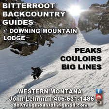 Bitterroot backcountry guides