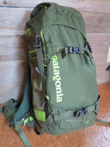 patagonia snowdrifter ski pack 40L