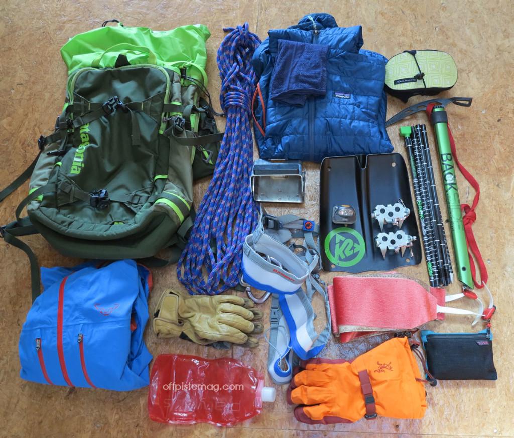 Patagonia SnowDrift Ski Pack