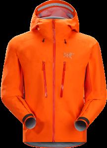 Arvteryx proline comp jacket