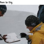 knowing when to dig avalanche basics