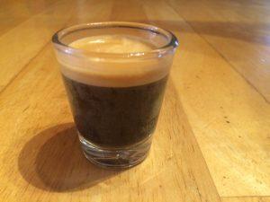 minipresso shot