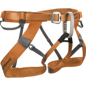black diamond couloir ski mountaineering harness
