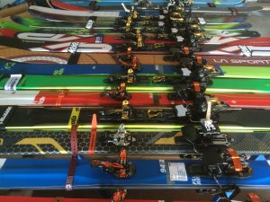 backcountry ski review fleet