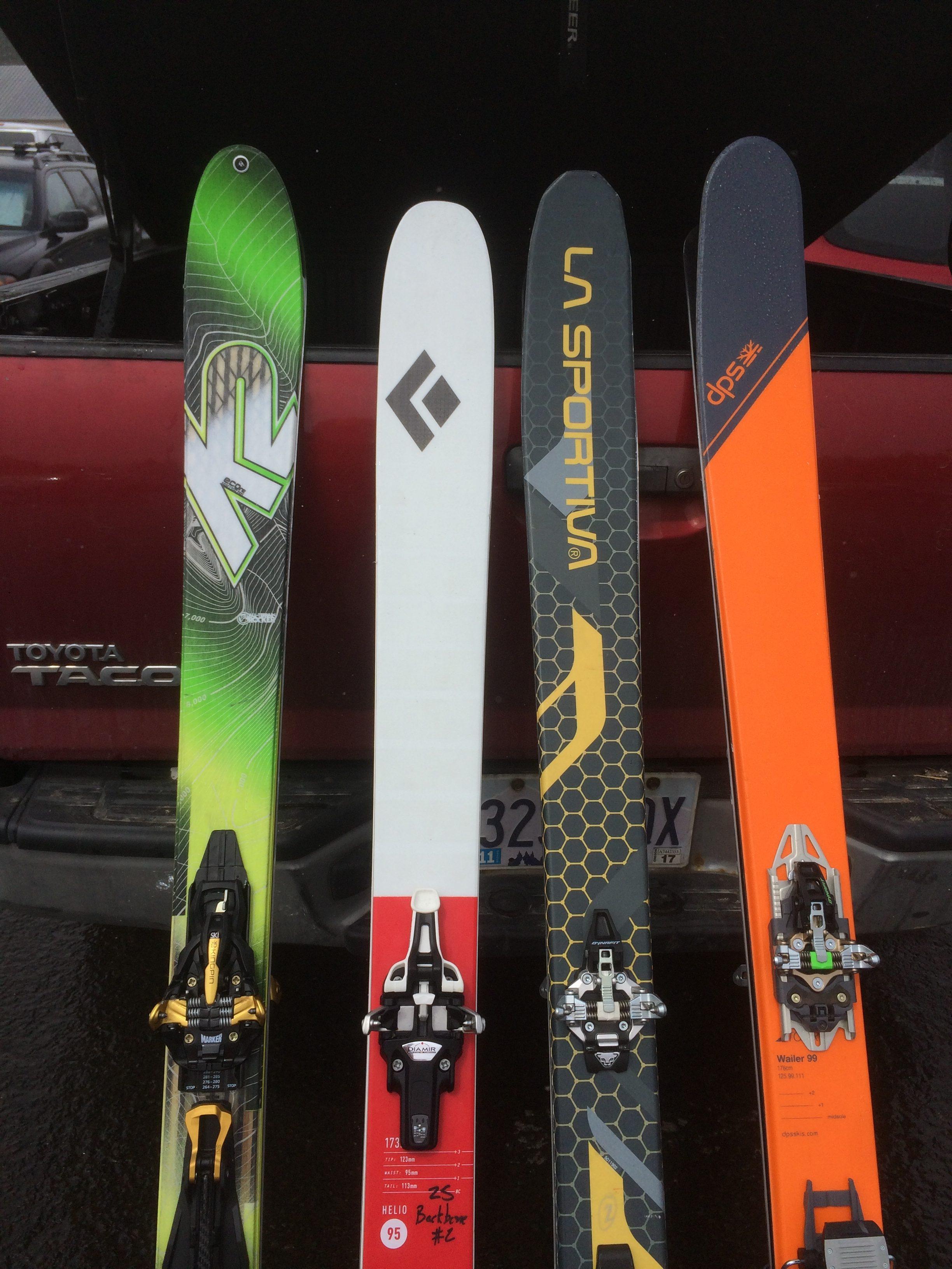 2017 skis