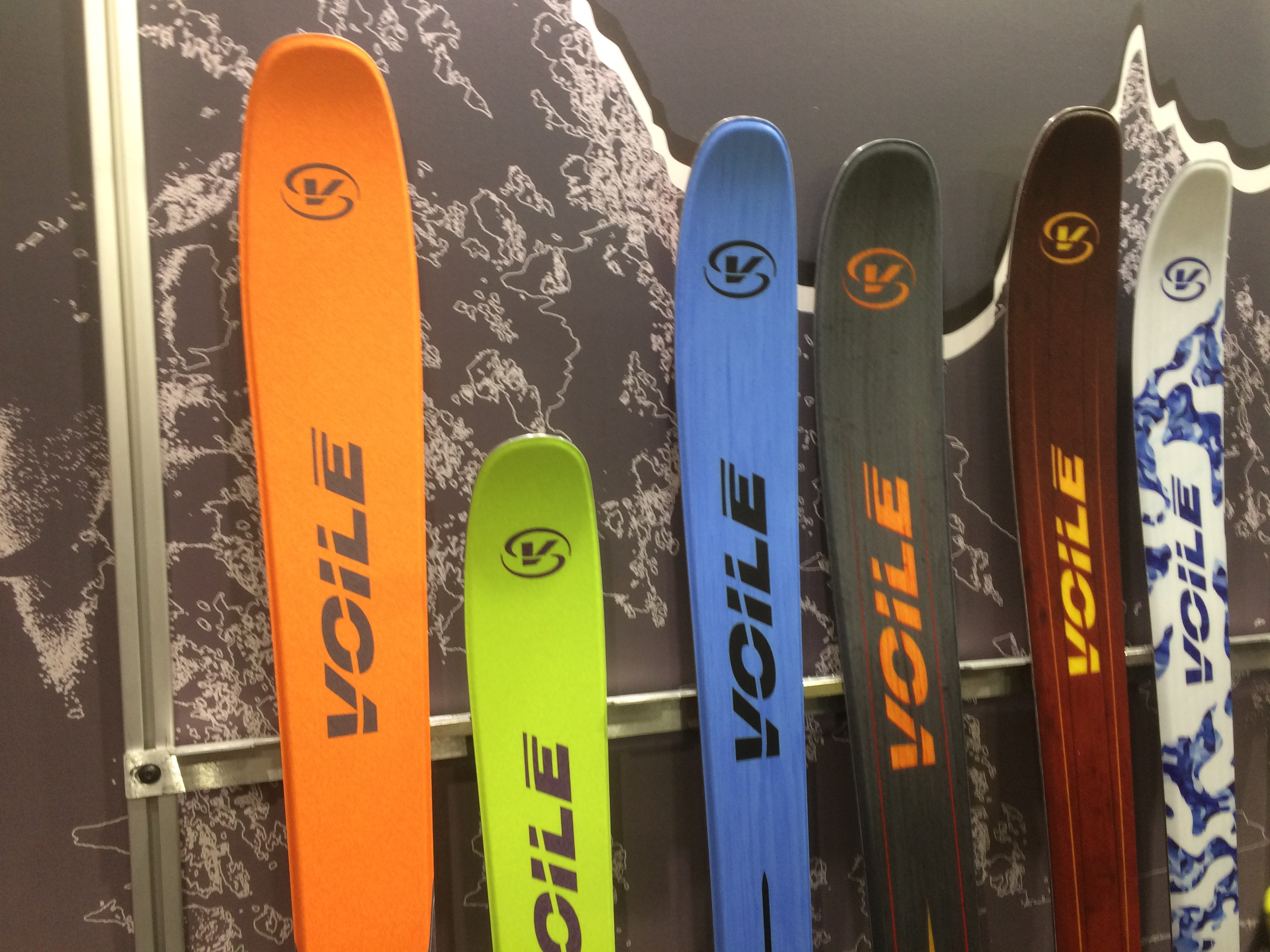 Voile backcountry skis