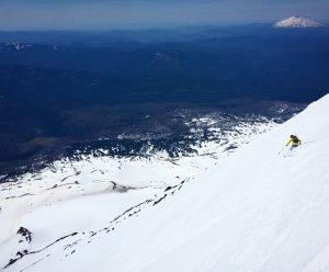 cascade volcano ski conditions
